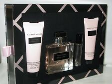 Ralph Lauren Midnight Romance 3.4 oz EDP + 0.5 oz + 2.5 Body Lotion + Shower Gel