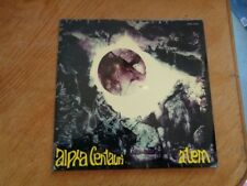 Tangerine Dream – Alpha Centauri / Atem 2 lp