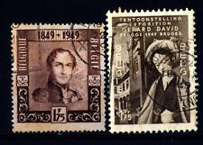 BELGIUM - BELGIO - 1948 - Centenario del francobollo belga - Esposizione delle
