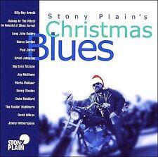 NEW Stony Plain Christmas Blues (Audio CD)