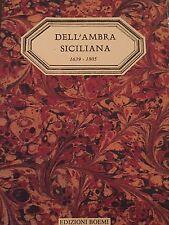 DELL'AMBRA SICILIANA 1995