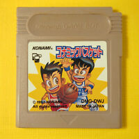 Konamic Basket / Double Dribble 5 on 5 (Nintendo Game Boy GB, 1992) Japan Import