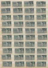 SUISSE - lot de 40 exemplaires du n° 314 de 1938