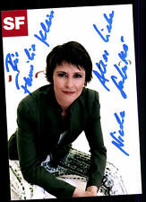 Nicole SF Autogrammkarte Original Signiert ## BC 38639