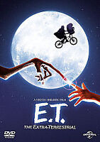 ET - The Extra-Terrestrial DVD New & Sealed