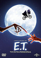 ET - THE EXTRA TERRESTRIAL - NEW / SEALED DVD