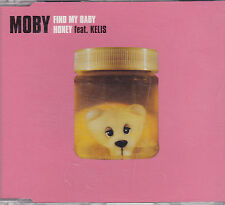Moby-Find My Baby cd maxi single