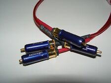 NORDOST HEIMDALL .5m WBT NextGen Locking RCA Connectors 1