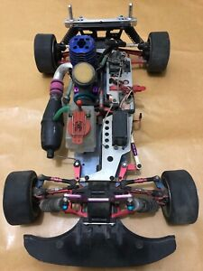 KYOSHO 1/10 R/C GP10 CHASSIS KIT WITH ENGINE