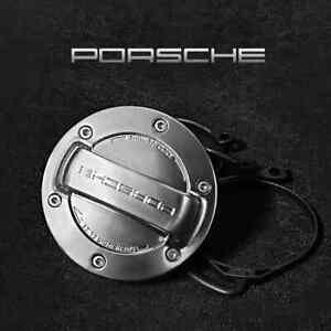 OEM Porsche Aluminum Tank-Cap for 911 Cayenne Panamera Macan #00004400191 UK New