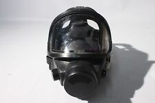 MSA M4C3 Respirator Emergency Protective Smoke Gas Safety Mask Size S Small