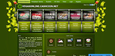 Fully Functional Real Online Casino Website Business For Sale