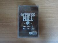 CYPRESS HILL - Unreleased & Revamped Korea Edition Sealed Cassette Tape