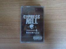 CYPRESS HILL - Unreleased & Revamped 1999 Korea Sealed Cassette Tape