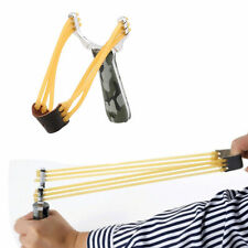 Game Hunting Sling 2016 Outdoor Powerful Pro Catapult Alloy Handle Slingshot