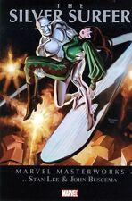 MARVEL MASTERWORKS SILVER SURFER VOL #2 TPB John Buscema Comics 7-18 TP Stan Lee
