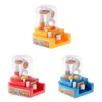 Child Claw Crane Candy Grabber Machine Kids Ball Catcher Toy Pretend Arcade Game
