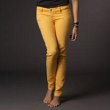 Fox Racing Women's Ripper Jeggings In Gold Size 7/28