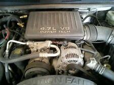 Engine 47l 8 287 Vin N 8th Digit Fits 99 00 Grand Cherokee 201117