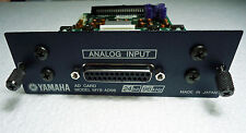 YAMAHA MY8-AD96 ANALOG INPUT CARD FOR YAMAHA DIGITAL CONSOLES