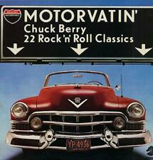 Chuck Berry Motorvatin' UK vinyl LP album record 9286690 CHESS 1977