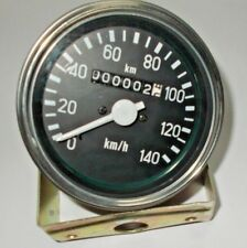 MAHINRA JEEP BLACK FACE 140 KPH SPEEDOMETER FOR CJ340 CJ550 MM540