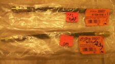 NOS NEW Brake Hydraulic Hoses (2) # 073-1239, German Made by ATE, FITS VW AUDI