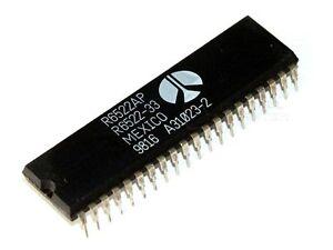 R6522AP CPU INTEGRATED CIRCUIT DIP-40  ''UK COMPANY SINCE1983 NIKKO''