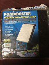 Pondmaster 12202 Large Carbon & Coarse Pad Replacement Filter 2 Count