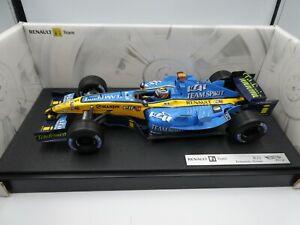 Hot Wheels 1:18 Fernando Alonso Renault R25 F1 2005 World Champion