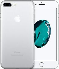 Apple iPhone 7 Plus - 256GB - Silver - GSM Unlocked (AT&T / T-Mobile) A1784