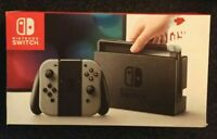 Nintendo Switch Console Black Box Only / NO System, inserts or console
