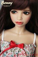 1/4 BJD Doll SD Doll Girl benny -Free Face Make UP+Free Eyes