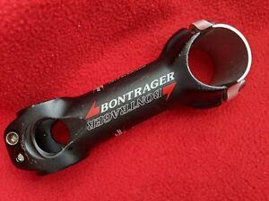 Bontrager RXL 105mm 7 deg 31.8 Bar Clamp Handlebar Stem