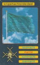 Telefoonkaart Phonecard PTT Telecom SFOR kwartet - Krijgsmacht / Marine