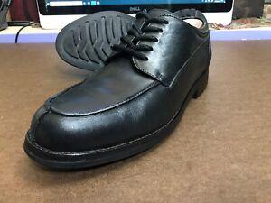 Cole Haan Men's Split Toe Oxford Dress Shoes Brown Brazil Size 11 M Vibram (a16