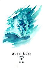 Lee's Comics ALEX ROSS fine art print #3 Aquaman, 2003