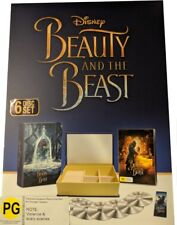 Beauty And The Beast - Limited Edition 6 disc chest- Blu Ray + dvd - Region B