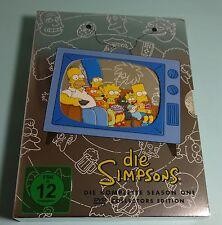 Die Simpsons - Staffel, Season 1 - Collectors Edition