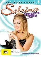 SABRINA, THE TEENAGE WITCH: SEASON 2 : NEW DVD