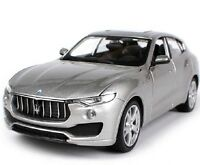 Bburago 1:24 Maserati Levante Diecast Model Sports Racing Car Toy NEW IN BOX