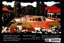 Bad Nauheim , Ansichtskarte, ungelaufen