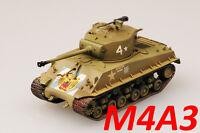 Easy Model 1/72 US M4A3 E8 Sherman Middle Tank 64th Tank Bat #36259