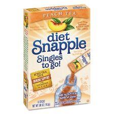 Snapple Iced Tea Singles To-Go - 33616