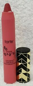 Tarte CRAZE LipSurgence Matte Lip Tint Stick Lipstick Pink Rose .10 oz/3g New
