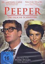 DVD NEU/OVP - Peeper - Die falsche Schwester - Sir Michael Caine & Natalie Wood