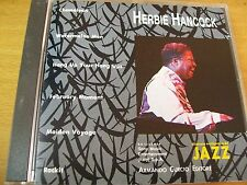 HERBIE  HANCOCK  OMONIMO CD EX+ JAZZ CURCIO ONLY ITALY