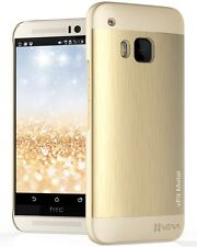 Vena Thin Hybrid Brushed Metal Aluminum Protective Case Skin For HTC One M9 Hima