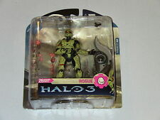 McFarlane Halo 3 Series 3 Olive Spartan Soldier Rogue Action Figure New MIMB