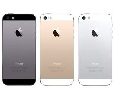 Apple iPhone 5S 16GB 32GB 64GB Silver Grey Gold Unlocked Smartphone All Colors /